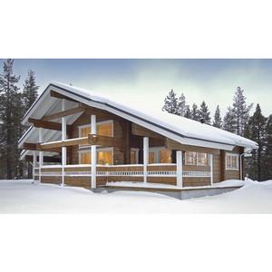 Финская компания Honka спроектировала и построила детский сад из деревянного бруса