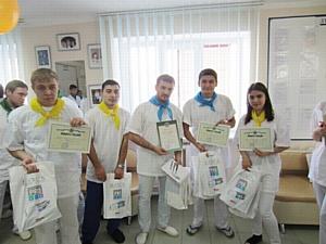 В Харькове прошел конкурс профессионального студенческого мастерства при поддержке R.O.C.S.