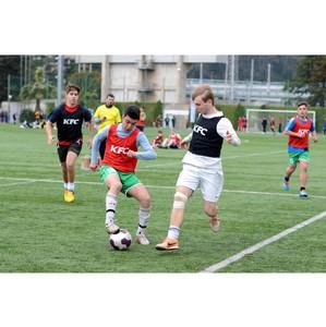Последние недели регистрации участников Чемпионата KFC по мини-футболу в Пензе