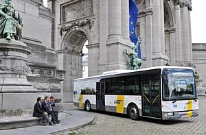 Компания Iveco выиграла тендер на поставку автобусов Crossway Low Entry для бельгийского перевозчика