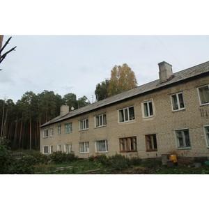 Активисты ОНФ в Тюменской области добиваются проведения капитального ремонта дома в Заводоуковске