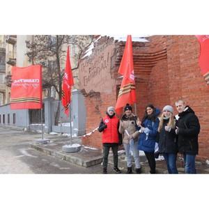 «Молодежка ОНФ» в Волгоградской области провела «Квест памяти» в честь победы под Сталинградом