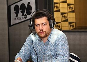 """Леонид Волков, гость программы """"Реальное время"""" на ФИНАМ FM"""