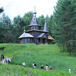В экскурсии по историческим местам приняли участие руководители Союза Маринс Групп