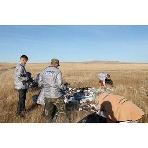 Эксперты ОНФ в Туве провели для будущих экологических инспекторов практические семинары