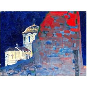 Галерея «Ханхалаев» представляет выставку «Ветер пленэра» в музее Востока