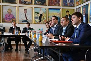 Москва и Цюрих выступают за развитие сотрудничества