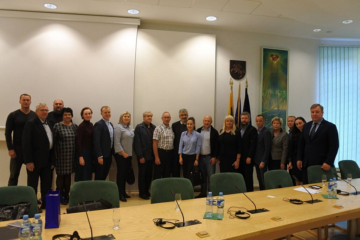 Презентация марки Lamsystems в Прибалтике