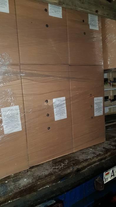 Смоленские таможенники задержали замаскированные груши