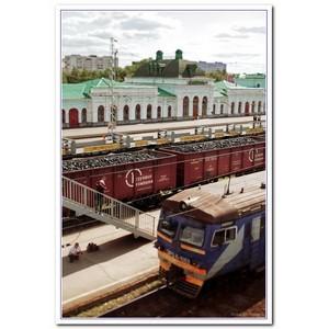 Рост объема перевозок в полувагонах Ростовского филиала ПГК