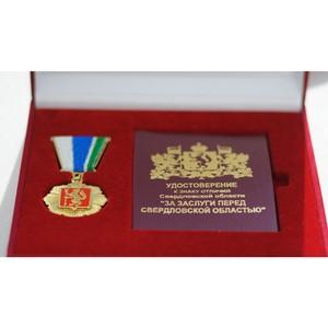 Губернатор наградил Виктора Лебедева, Сергея Кортова и Владислава Крапивина