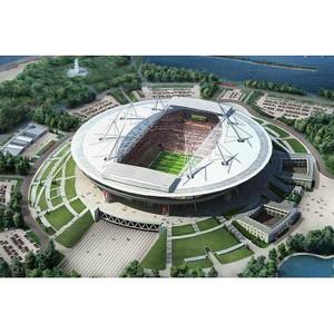 Неожиданная развязка: выкатное поле на «Зенит-арене» не соответствует стандартам ФИФА