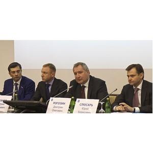 Владимир Гутенев принял участие в Форуме «Новые кадры ОПК: союз образования и промышленности»