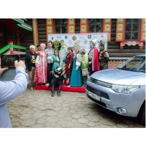 Сказочные герои страны вместе с Мишкой Пуччи побывали в гостях у Берендея