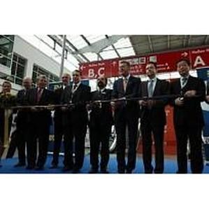 Минэнерго РФ организована экспозиция на выставке«INTERSOLAR EUROPE-2012»