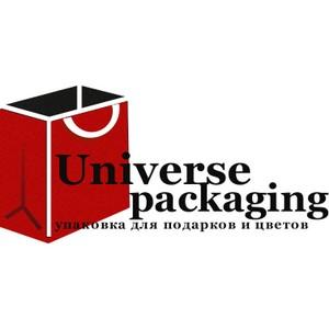 Universe-Packaging - современный интернет магазин упаковки для подарков и цветов
