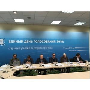 ФоРГО: Перспективы выборов-2019 в СКФО