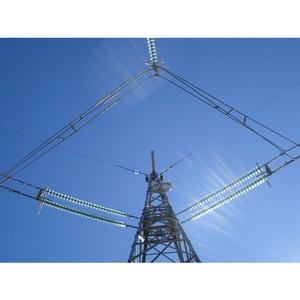 ФСК ЕЭС установила 21 тыс. изоляторов на линиях электропередачи 220-500 кВ на Юге России