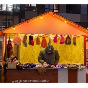 В «Ново-Молоково» стартовал зимний фестиваль искусств