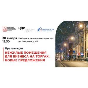 Презентация недвижимости для малого бизнеса, реализуемая на городских аукционах