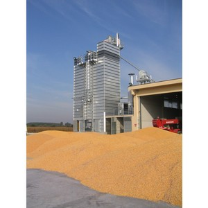 Зерносушилка Strahl – 5 слагаемых успеха