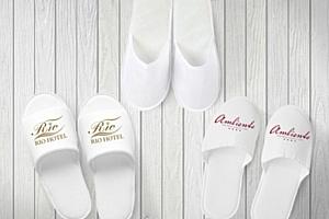 Одноразовые тапочки и аксессуары для гостиниц