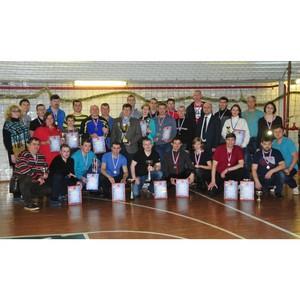 Победителем спартакиады среди энергокомпаний Ивановской области стала команда филиала «Ивэнерго»