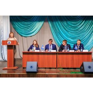 Активисты Народного фронта в Алтайском крае рассказали о «Молодежке ОНФ» студентам политеха