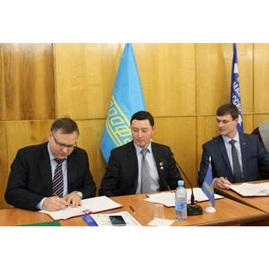 РО Республики Башкортостан «СоюзМаш России» подписало ряд соглашений о сотрудничестве.