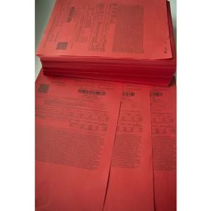 Должники Чувашской энергосбытовой компании получили квитанции красного цвета