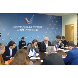 Активисты ОНФ определили основные направления возрождения «зеленого пояса» вокруг Волгограда