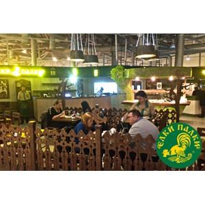 Сетевой ресторан «Ёлки-Палки» открылся в подмосковном ТРЦ «Мега Белая Дача»