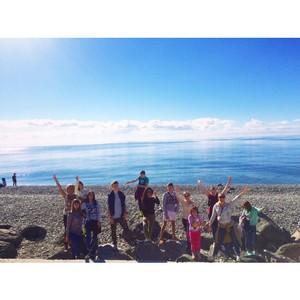 Осенние каникулы в Сочи для детей, которые лишены заботы родных им людей!