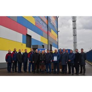 МРСК Центра и Приволжья получила Паспорт готовности к работе в осенне-зимний период