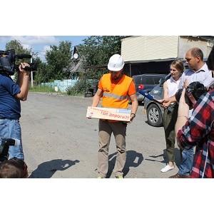 Дорожная инспекция ОНФ проверила состояние дорог Ханты-Мансийска и Сургута