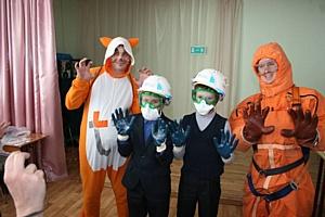 Компания «Т Плюс» проводит уроки безопасности тепла для школьников Чувашии