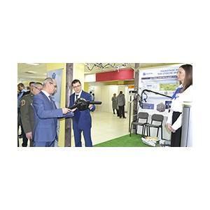 Энергетики представили уникальную экспозицию на Кузбасском экологическом форуме-2017
