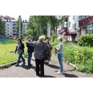 В Мордовии выявили нарушения при реализации проекта благоустройства дворов