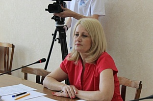 Елена Мерзон рассказала об особенностях приема в Елабужский институт КФУ