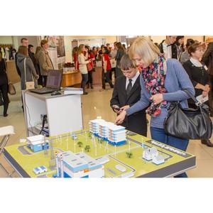 На областном фестивале науки Белгородэнерго представило энергоэффективное оборудование и технологии