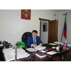 Залбек Залбеков: «Глава государства В.Путин уделяет огромное внимание вопросам земельных отношений»
