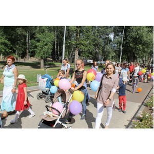 ОНФ предложил властям провести шествие в День семьи в 2020 году на главных улицах Воронежа