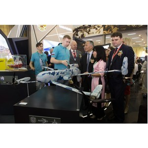 Лидеры молодежного инженерного движения при Минпромторге России заявили о себе на «Вьетнам Экспо»