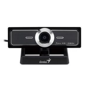Genius представляет веб-камеру с широкоугольным объективом WideCam F100