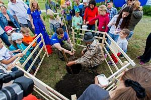 В Республике Башкортостан прошел Второй Всероссийский детский экологический фестиваль