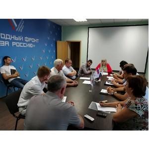 Волгоградские активисты ОНФ настаивают на обеспечении водой жителей поселка имени 62-й Армии