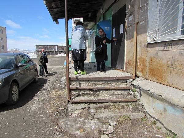 Активисты ОНФ провели мониторинг медицинских учреждений в малых населенных пунктах Камчатки