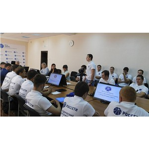 Трудовой сезон у энергоотрядовцев «Красноярскэнерго» официально завершен