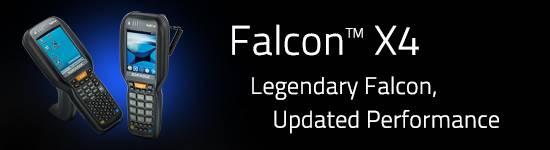 Новый терминал сбора данных Datalogic Falcon X4 расширяет возможности и защищает инвестиции