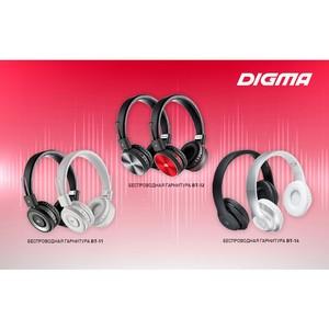 Bluetooth-гарнитуры Digma BT: идеальное звучание без лишних деталей